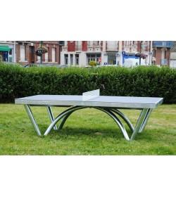 Всепогодные теннисные столы для весёлого досуга на улице