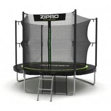 Батут детский с внутренней сеткой Zipro Fitness 252 см