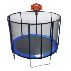 Батут детский с баскетбольным щитом EnergyFIT GB10103-8FT