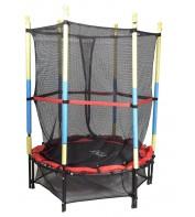 Батут детский HouseFit B 7105С d=1,4м с внутренней сеткой