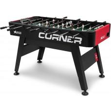Настольный футбол Hop-Sport Corner черно-красный
