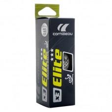 Шары для настольного тенниса Cornilleau Elite COMPETITION ITTF 1X3