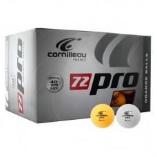 Шары для настольного тенниса Cornilleau Pro X72