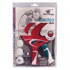Набор ракеток для настольного тенниса Cornilleau Tacteo Pack DUO