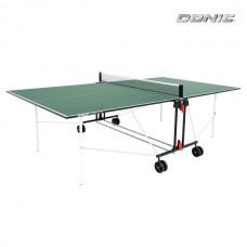 Теннисный стол Indoor Roller Sun Donic 230222-G зеленый