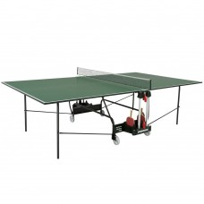 Теннисный стол Donic Indoor Roller 400/ зелёный