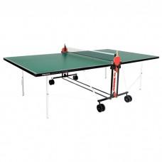 Теннисный стол Donic Indoor Roller Fun/ зеленый