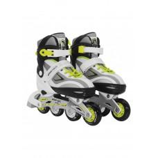 Роликовые коньки SportVida SV-LG0051 Size 31-34 Grey/Yellow