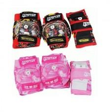Защита для роликовых коньков MEEX розовый S Tempish 1020000003/pink/S