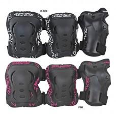Защита FID (колени, локти, запястья) черный XL TEMPISH 1020000713/black/XL
