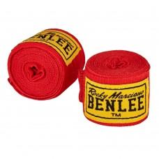 Бинт эластичный Benlee 450 см. / красный