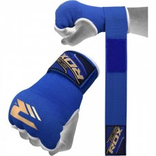 Бинт-перчатка RDX Inner Gel Blue L