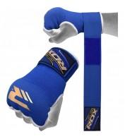 Бинт-перчатка RDX Inner Gel Blue M