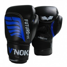 Боксерские перчатки V'Noks Futuro Tec 14 ун.
