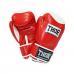 Перчатки боксерские THOR COMPETITION 14oz /PU /красно-белые