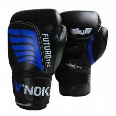 Боксерские перчатки V'Noks Futuro Tec 16 ун.