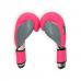 Перчатки боксерские THOR TYPHOON 16oz /PU /розово-бело-серые