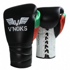 Боксерские перчатки V'Noks Mex Pro 8 ун.