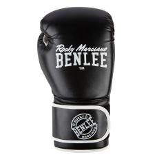 Боксерские перчатки QUINCY (черные) 10oz