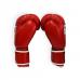 Перчатки боксерские THOR COMPETITION 16oz /PU /красно-белые