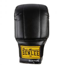 Перчатки снарядные BOSTON (черно-красные) L