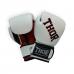 Перчатки боксерские THOR RING STAR 16oz /PU /бело-красно-черные