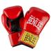 Перчатки боксерские FIGHTER (красно-черные) 12oz