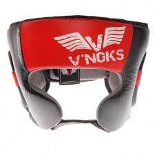 Боксерский шлем V`Noks Potente Red M