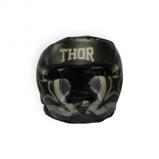 Шлем для бокса THOR COBRA 727 L /Кожа / черный