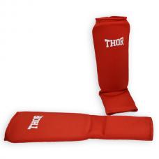 Защита для голени и ног THOR M /красная