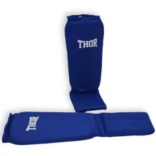 Защита ног и голени THOR M /синяя
