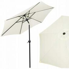 Зонт садовый стоячий (для террасы, пляжа) с наклоном Springos 250 см GU0013