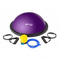 Балансировочная платформа Bosu Hop-Sport HS-L058 фиолетовая