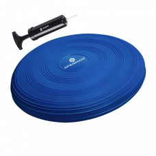 Балансировочная подушка массажная Springos PRO FA0086 Blue
