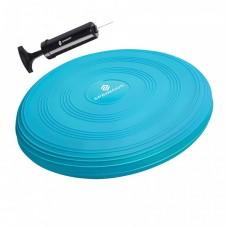 Балансировочная подушка массажная Springos PRO FA0088 Sky Blue