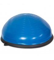 Балансировочная полусфера с эспандером USA Style LEXFIT синий, LGB-1524