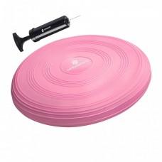Балансировочная подушка массажная Springos PRO FA0089 Pink