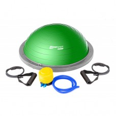 Балансировочная полусфера Hop-Sport HS-L058 зеленая