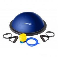 Балансировочная полусфера BOSU Hop-Sport HS-L058 синяя