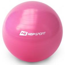 Фитбол Hop-Sport 65cm pink + насос