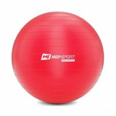 Фитбол (мяч для фитнеса) Hop-Sport 75cm красный + насос 2020