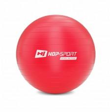 Фитбол (мяч для фитнеса) Hop-Sport 55cm красный + насос 2020