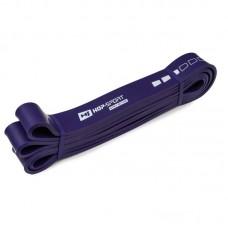 Резинка для подтягиваний (силовая лента) 16-39 кг Hop-Sport HS-L032RR фиолетовая