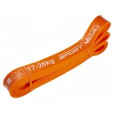 Резинка для подтягиваний (силовая лента) SportVida Power Band 28 мм 17-26 кг SV-HK0191
