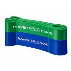 Резинка для подтягиваний (силовая лента) 4FIZJO Power Band 2 шт 26-46 кг 4FJ0061