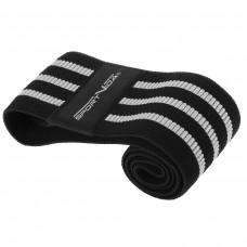 Резинка для фитнеса и спорта тканевая SportVida Hip Band Size L SV-HK0265