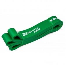 Резинка для подтягиваний (силовая лента) 23-57 кг Hop-Sport HS-L044RR зеленая