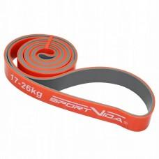 Резинка для подтягиваний (силовая лента) SportVida Power Band 28 мм 17-26 кг SV-HK0210