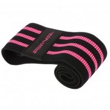 Резинка для фитнеса и спорта тканевая SportVida Hip Band Size L SV-HK0262