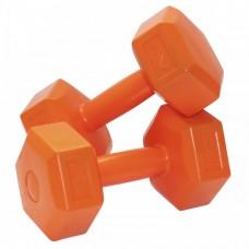 Гантели для фитнеса SportVida 2 x 3 кг SV-HK0219